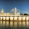 Geronimos Fountain By Messagez.com