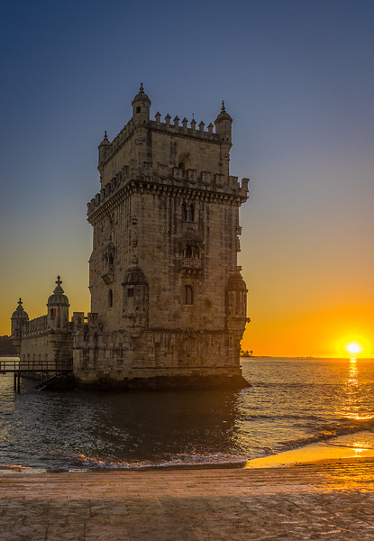 Best of Portugal Lisbon Tower Sunset Photography 19 By Messagez com