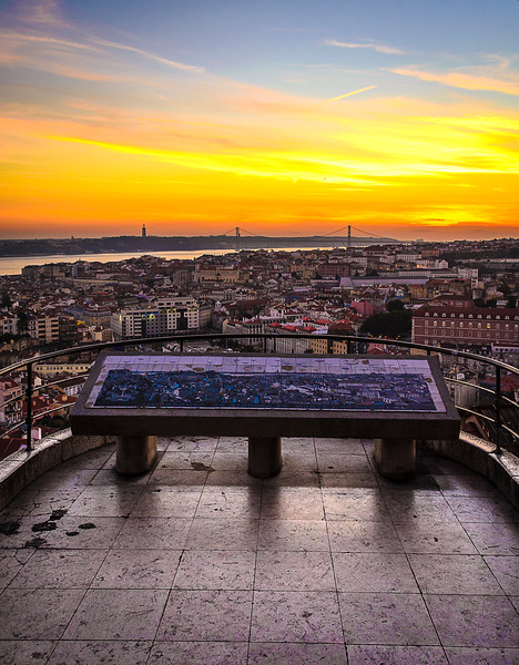 Best of Lisbon Viewpoints Photography 19 By Messagez com