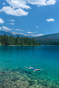 Annette Lake Summer