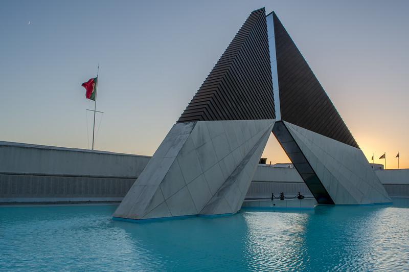 Memorial Monument in Lisbon
