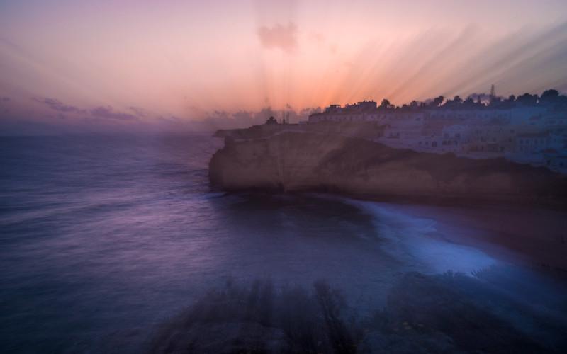 Original Algarve Carvoeiro Beach Photography Messagez com
