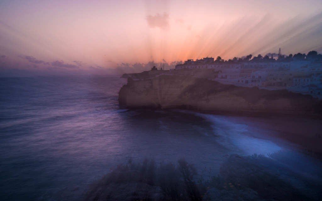 Original Algarve Carvoeiro Beach Photography Messagez com