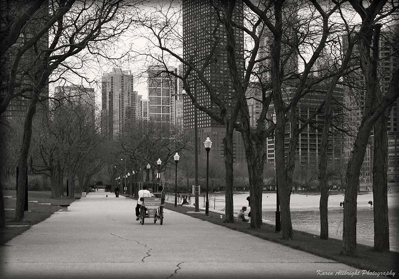 Private Milton Olive Park, Chicago, Illinois