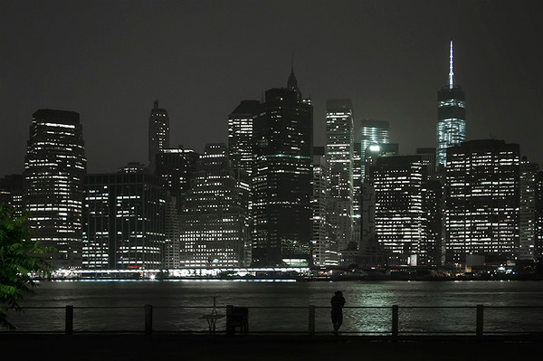 Manhattan from Brooklyn, New York
