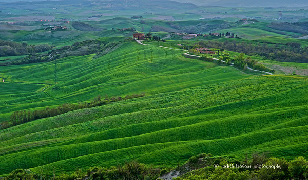 Val D'Orcia, Italy.