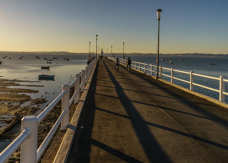 Portugal Alcochete Pier Photography 3 By Messagez com