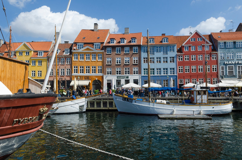 At Nyhavn, Copenhagen