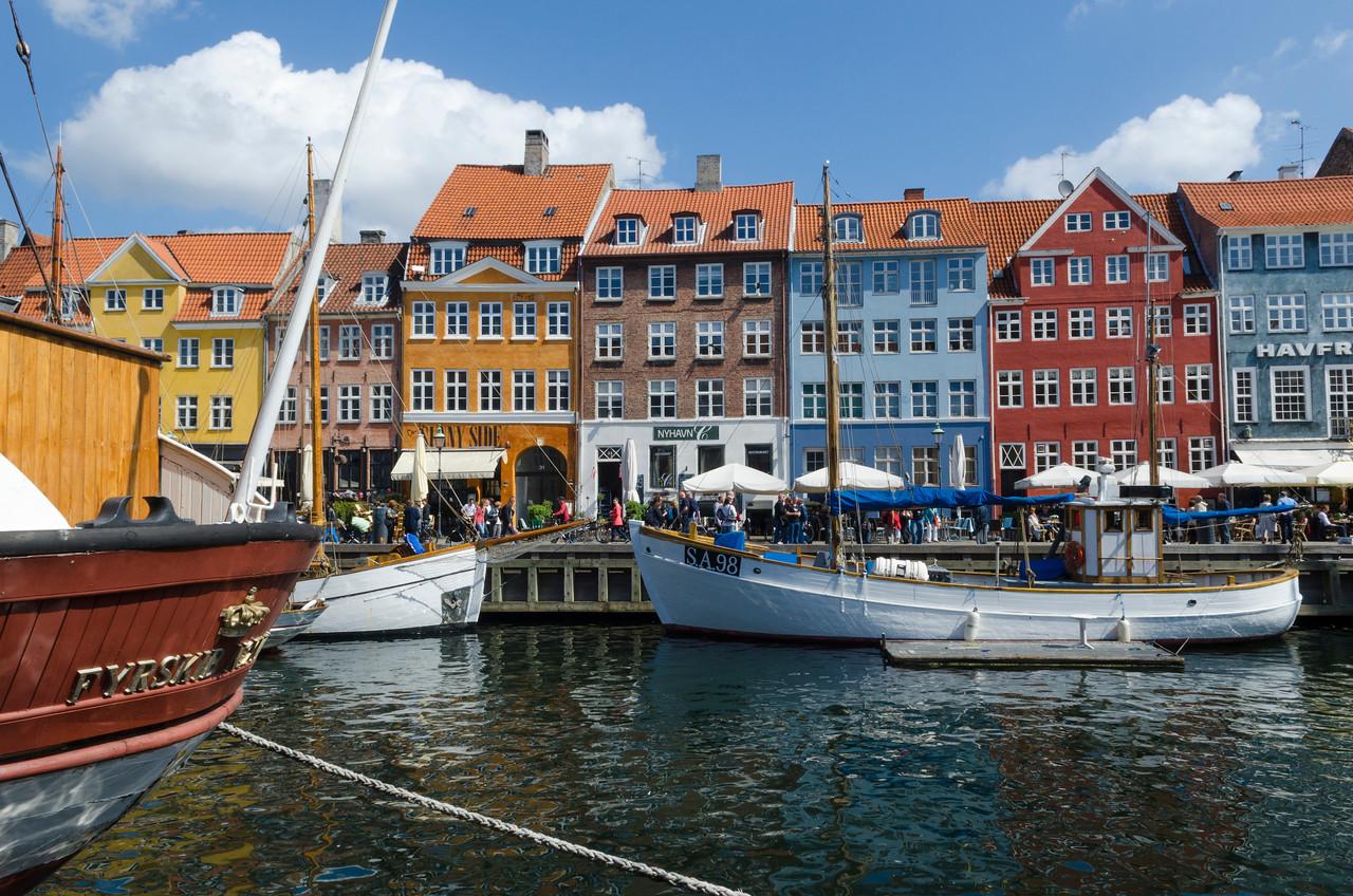 At Nyhavn, Copenhagen