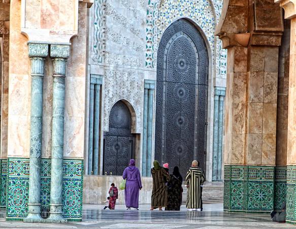Casablanca, Morocco. 2010
