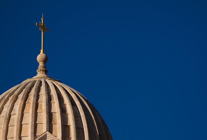 Dome of Notre Dame de la Garde - Marseille