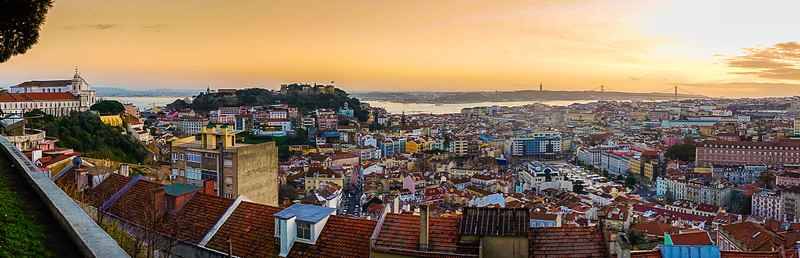 Best of Lisbon Panoramic Art Viewpoints Photography 3 By Messagez com