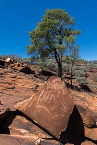 Mutawintji Petroglyphs
