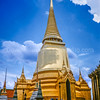 Golden Stupa of Wat Phra Keaw