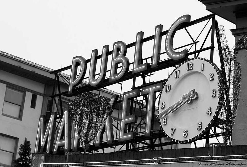 Public Market, Seattle, Washington