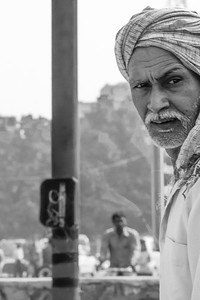 Faces of India: Eyes of Age