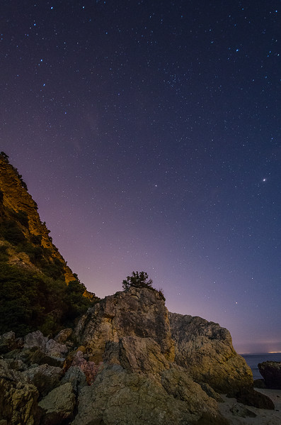 Portugal Night Sky Beauty Art Photography 2 By Messagez com