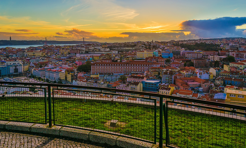 Best of Lisbon Viewpoints Photography 7 By Messagez com