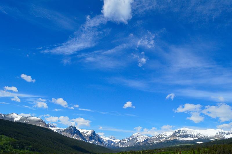 Big Sky Country - Glacier National Park