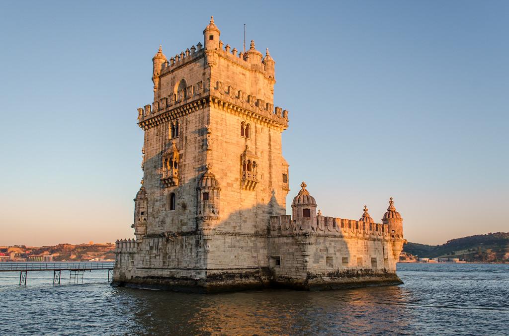 Image of Belem Tower in Lisbon