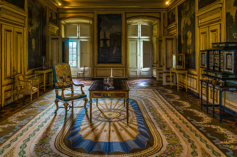 Queluz National Palace Fine Art Photography 9 By Messagez com