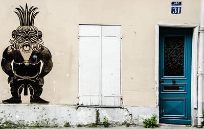 The Doors of Montmartre - No. 31