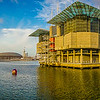 Original Lisbon Oceanarium Panorama Art Photography 4 By Messagez com