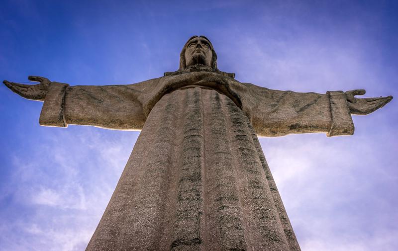 Lisbon Cristo Rei Photo By Messagez com