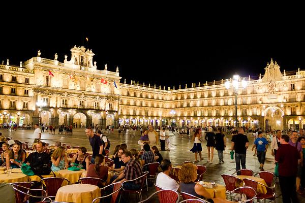 Salamanca Nightlife