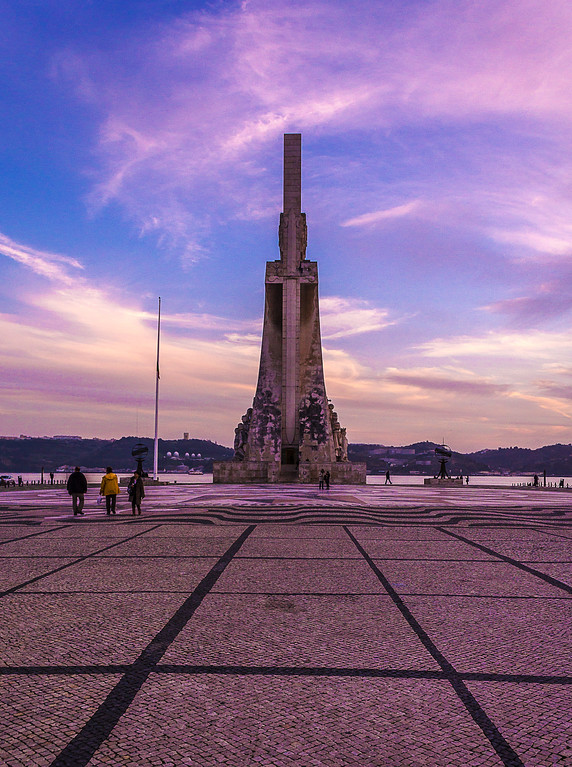 Original Lisbon Monument to the Discoveries Photography 6 By Messagez com