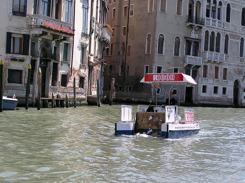 Ricoh Repairman, Venice
