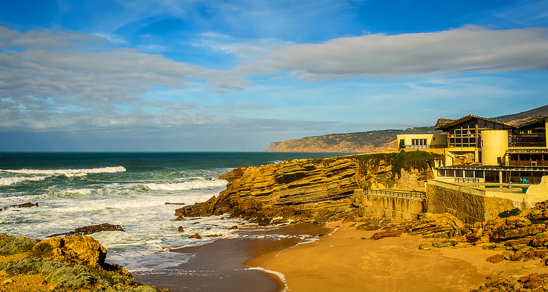 Portugal Coast Atlantic Ocean Photography By Messagez.com