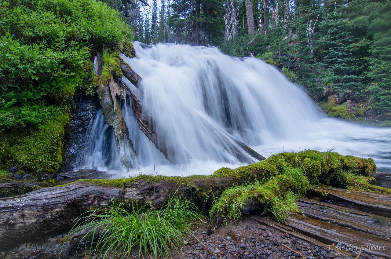 A Oregon Waterfall