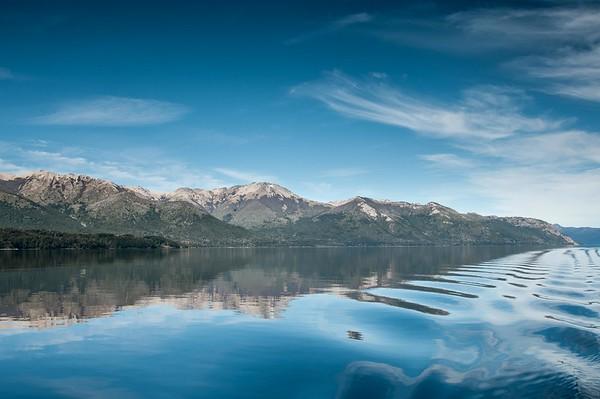 Seven Lakes route