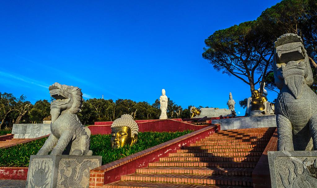 Portugal Buddha Eden Art Photography 3 By Messagez com
