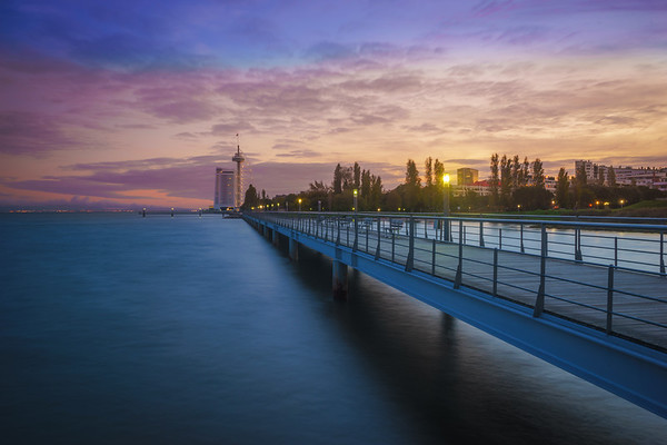 Lisbon Nations Park Smooth Water Photography By Messagez com