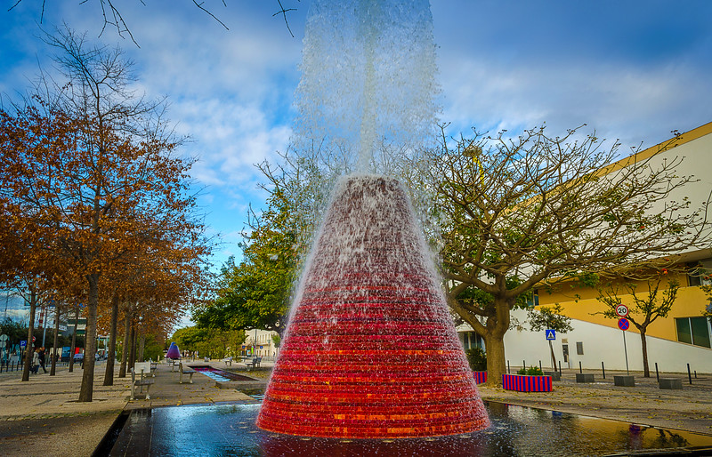 Original Lisbon Water Volcano  Art Photography 3 By Messagez com