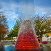 Original Lisbon Water Volcano  Art Photography 3 By Messagez com