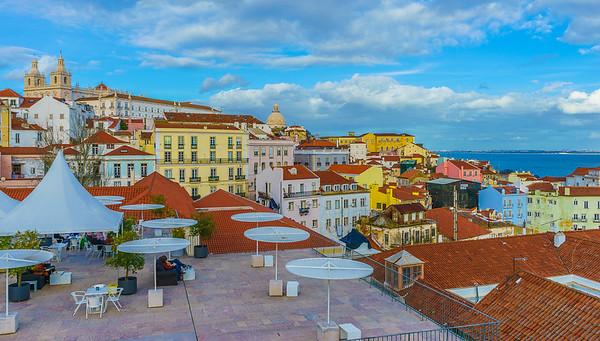 Original Lisbon  City Beauty Art Photography By Messagez com