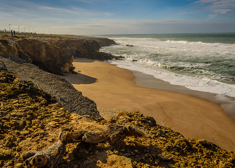 Original Portugal Cascais Coast Photography 2 By Messagez com