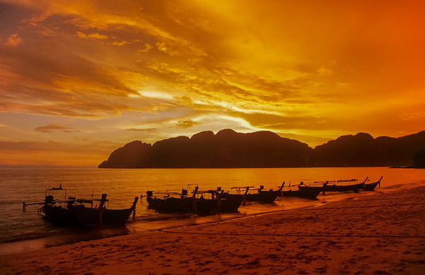 Ko Phi Phi Don Sunset