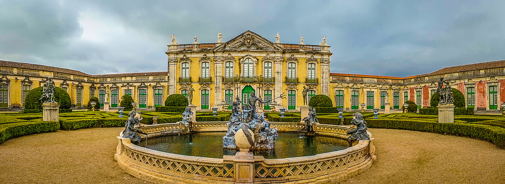 Portugal Queluz National Palace Art Photography 43 By Messagez com