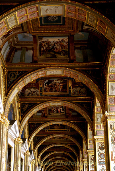 St. Petersburg, The Hermitage Museum, The Raphael Loggia
