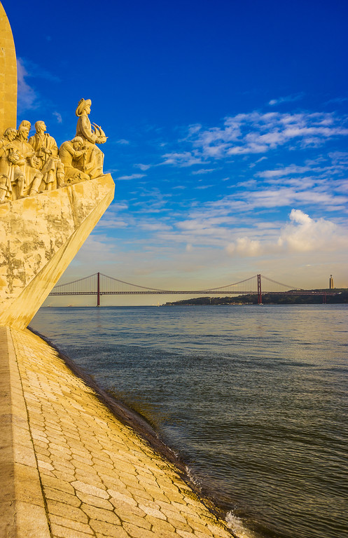 Portugal Lisbon Monument to the Discoveries Photography 9 By Messagez com