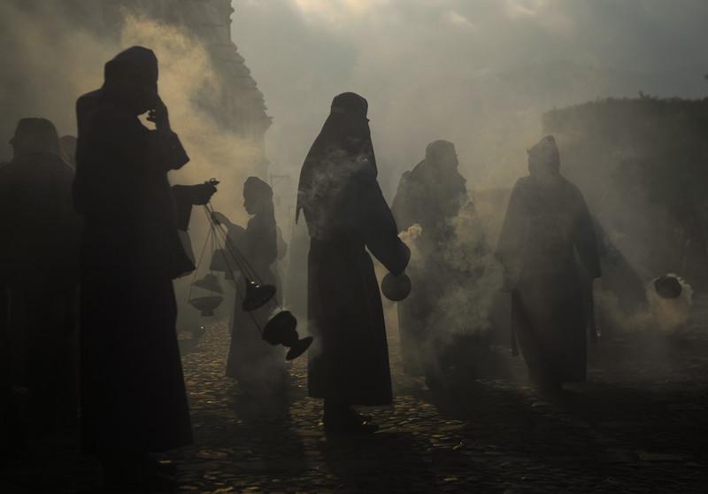 Semana Santa, Antigua, Guatemala. 2011