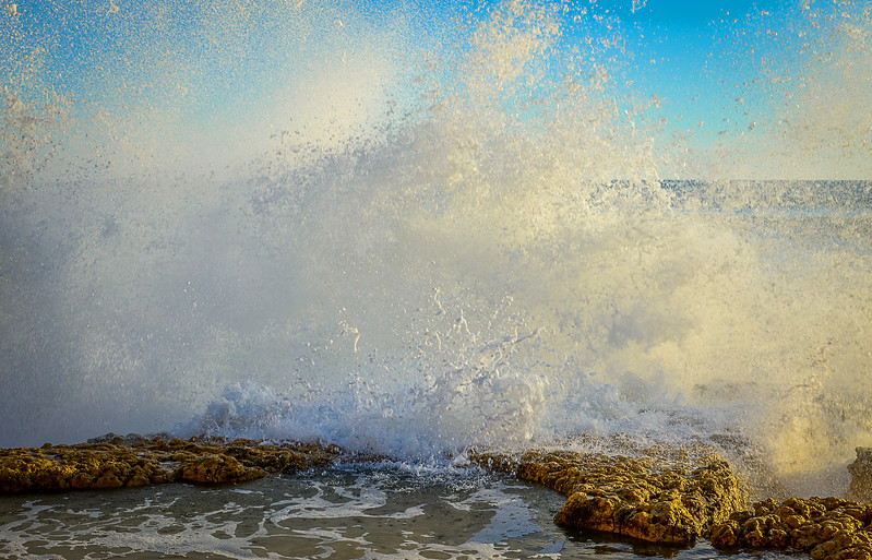 Atlantic Ocean Wave Splash Photography By Messagez com