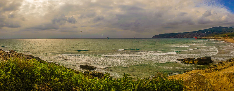 The Magic Coast of Cascais Portugal Panorama Photography 12 By Messagez com