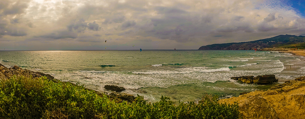 The Magic Coast of Cascais Portugal Panorama Photography 12 By Messagez com