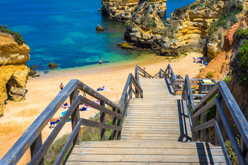 Camilo Beach in Lagos Algarve Photography 2 Messagez com