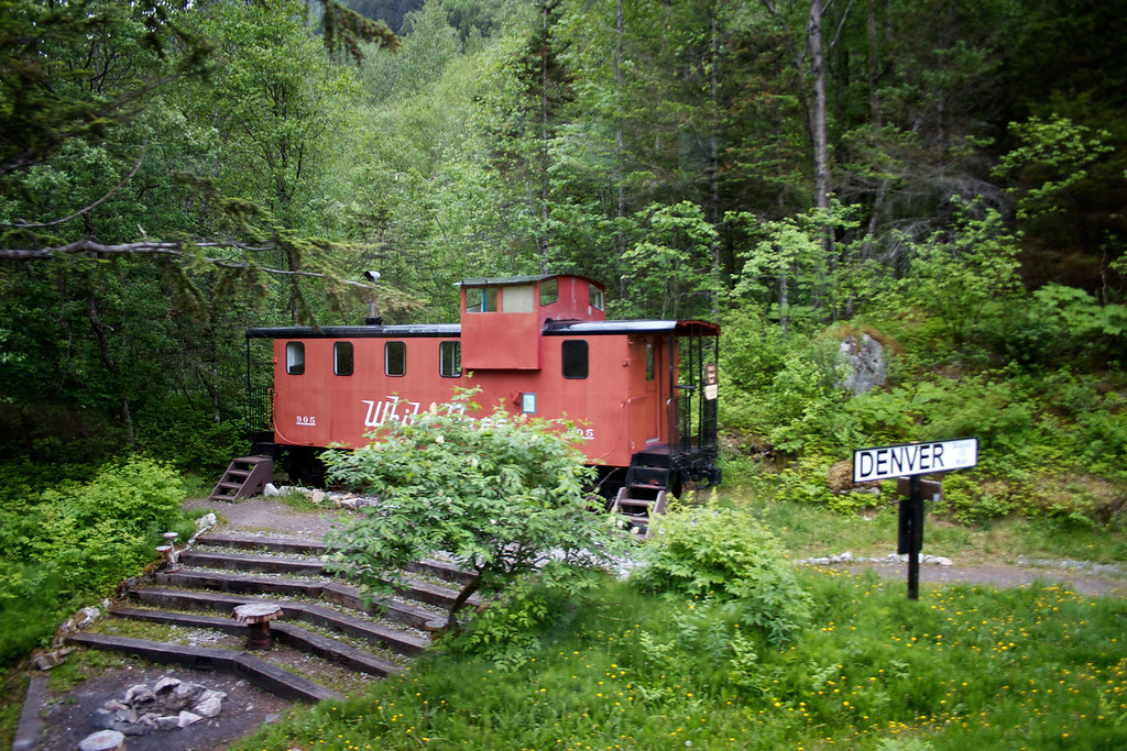 White Pass, Skagway, Alaska - June 2011